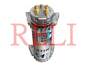 Car audio capacitor 14RAC-09