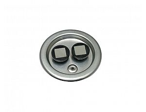 Metallic Capacitor Cover