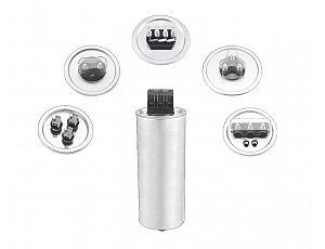 Aluminum Power Capacitor Cover